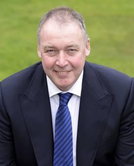 Angus Fraser MBE