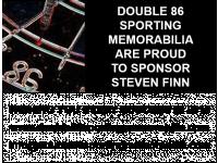 Double 86 Sporting Memorabilia