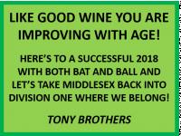 Tony Brothers