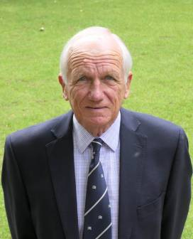 Clive Radley MBE