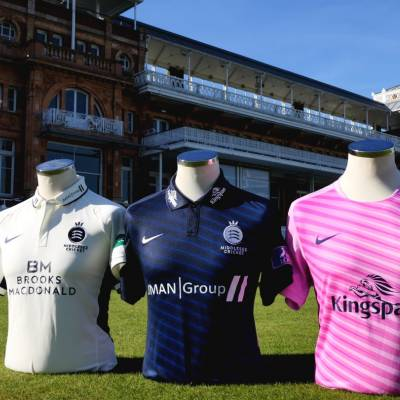 MIDDLESEX ANNOUNCES NEW SHIRT SPONSORSHIP DEAL AND LAUNCHES NEW KITS