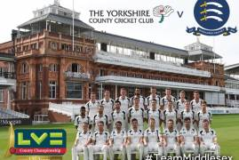 Yorkshire v Middlesex: Match Preview