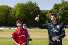IMAGES FROM MIDDLESEX VS ESSEX