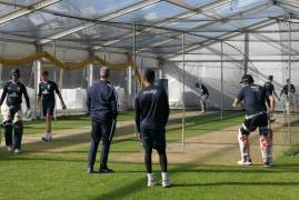 MIDDLESEX GATHER AT MERCHANT TAYLORS' SCHOOL FOR PRE-SEASON TRAINING