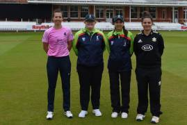 WOMEN AND GIRLS FREE ONLINE UMPIRING COURSE – REGISTER NOW!