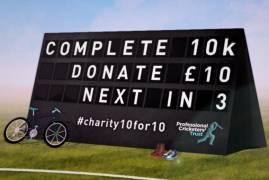 PCA LAUNCHES '10 FOR 10' CHARITY FUNDRAISING APPEAL