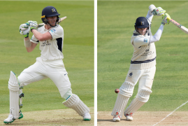 GUBBINS AND ROBSON EXTEND THEIR CONTRACTS WITH MIDDLESEX