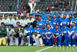 Breaking the Boundaries: South Indian Celebrity Cricket Club T20 Match