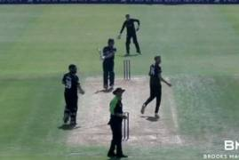 GLOUCESTERSHIRE V MIDDLESEX - ROYAL LONDON ONE-DAY CUP MATCH ACTION