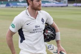 IMAGES OF DAY FOUR VS LEICESTERSHIRE