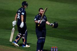 GLOUCESTERSHIRE V MIDDLESEX ROYAL LONDON ONE-DAY CUP MATCH REPORT