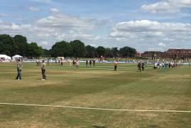 Middlesex v Somerset - Day One Match Updates