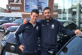 LEXUS EDGWARE ROAD UNVEILED AS MIDDLESEX'S NEW OFFICIAL VEHICLE PARTNER