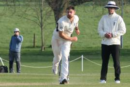 MIDDLESEX ON TOP AFTER OPENING DAY VS SOMERSET