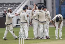 IMAGES FROM DAY 3 VS NORTHANTS
