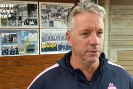 STUART LAW REFLECTS ON TOUGH END TO SEASON