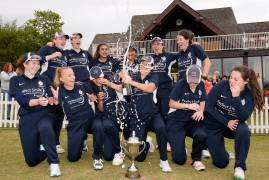MIDDLESEX WOMEN'S 2018 SQUAD ANNOUNCED