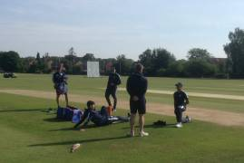 2ND XI MATCH UPDATES VS SURREY