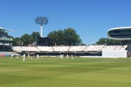 Middlesex v Hampshire: Day 3 Match Updates