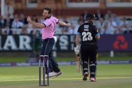 Middlesex v Sussex Sharks: Match Report