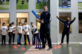 Middlesex Cricket launches mini Lord's Cricket Ground at KidZania