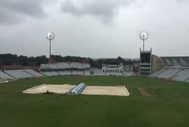 Nottinghamshire v Middlesex: Day 4 Match Updates