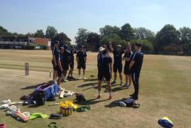 MIDDLESEX IN T20 ACTION VS KENT - MATCH REPORTS