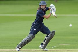 Fran Wilson awarded England central contract