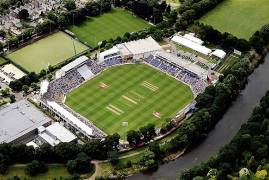 Important travel information for the Glamorgan v Middlesex NatWest T20 Blast fixture on Friday 5th June 2015