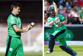 MURTAGH AND STIRLING NAMED IN IRELAND SQUAD FOR WORLD CUP QUALIFIERS