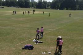 MIDDLESEX 2ND XI IN T20 ACTION VS SURREY  - MATCH REPORTS