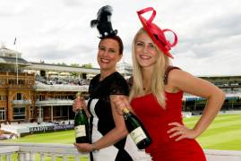 Ladies Day at Lord's on 28 June