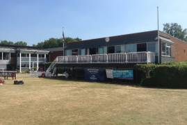 MIDDLESEX 2ND XI IN T20 ACTION AGAINST KENT