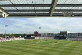 Hampshire v Middlesex: Match Report