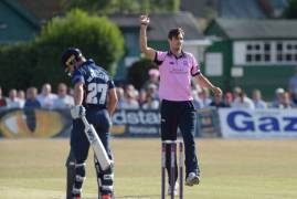 Middlesex v Essex Eagles: Match Report