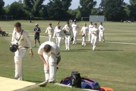 MIDDLESEX SECONDS VS SOMERSET SECONDS - MATCH UPDATES