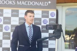 James Harris named Brooks Macdonald Player of the Month for May