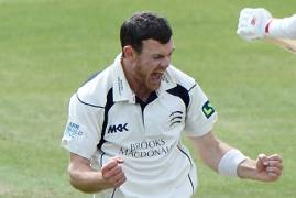 James Harris signs contract extension with Middlesex CCC