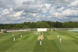 Hampshire 2s v Middlesex 2s: Day 1 Match Report