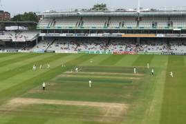 Middlesex v Hampshire - Day One match updates