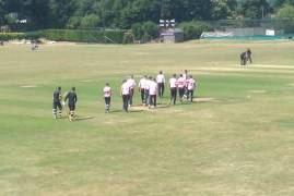 MIDDLESEX 2ND XI T20 VS HAMPSHIRE - MATCH REPORTS