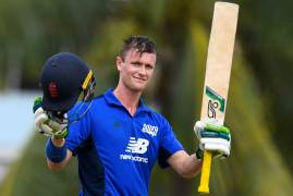 GUBBINS SHINES AGAIN FOR THE SOUTH WITH ANOTHER HUNDRED IN BARBADOS