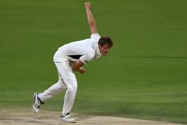 FEATURE INTERVIEW WITH MIDDLESEX PACEMAN TOM HELM