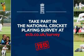National Cricket Playing Survey