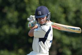Holden named in England's Under 19 World Cup squad