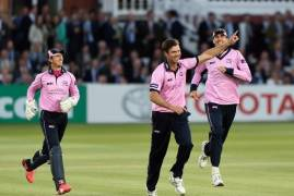 Middlesex T20 Blast Match Highlights from Lord's