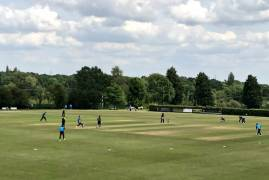SECOND ELEVEN TROPHY SEMI-FINAL MATCH REPORT VS WORCESTERSHIRE