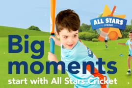 ALL STARS CRICKET IS BACK - AND IT'S BIGGER AND BETTER THAN EVER!