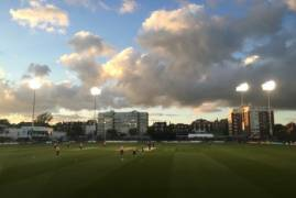 Sussex Sharks v Middlesex: Match Report