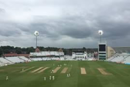 Nottinghamshire v Middlesex Day 2: Watch & Listen